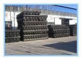 PP/Plastic Tweeassige Geogrid 15/15kn/M-50/50kn/M voor de Stabilisatie van de Grond