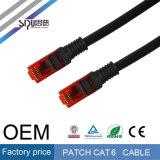 Sipu Wholesale Fluke Copper CAT6 UTP Patch Cord Cable d'ordinateur