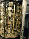 Surtidor plástico confiable de la máquina de la vacuometalización del vajilla