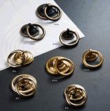 Tiro d'ottone della maniglia del Governo di tiro della maniglia di nuovo stile 2016 (6058)