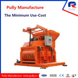 폴리 제조 새로운 상태 좋은 성과 두 배 샤프트 큰 시멘트 믹서 (JS500-JS1500)