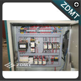 Máquina de corte da placa hidráulica do Nc
