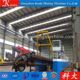 Draga hidráulica de la succión del corte de la fabricación de China (KDCSD400)