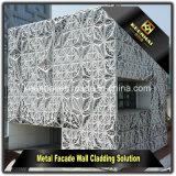 Panneau de mur enduit de façade de poudre de revêtement de décor d'Inerior de ventes d'usine de la Chine