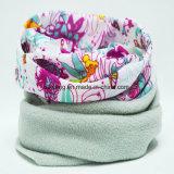 신축성이 있는 양털 Headscarf를 순환하는 다중목적 주문 인쇄 로고