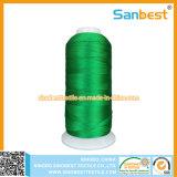 100% fil de broderie à rayons de haute qualité 120d / 2