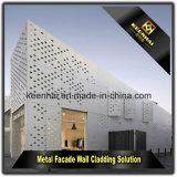 Panneautage de revêtement de mur de coupure de laser de matériau de construction de résistance de la corrosion