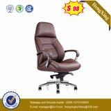 贅沢な牛革オフィスの主任の椅子(NS-958)
