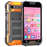 5 duim 4G Lte Ruwe IP68 Waterdichte Smartphone met de Scanner van de Code van Qr van de 1d/2D- Streepjescode, de Collector van Gegevens, Industriële Handbediende Terminal