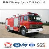 de Droge Vrachtwagen Euro2 van de Brand van het Poeder 3.5ton Dongfeng