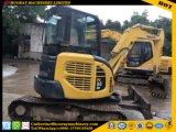 Excavador usado de la correa eslabonada de KOMATSU PC55mr-2, excavador usado, excavador usado PC55mr-2 para la venta