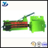 Prensa hidráulica automática del desecho de metal Y81/máquina automática de la prensa