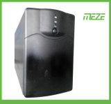 UPS en línea de la fuente de corriente continua 500va con la batería 12V