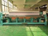 25ヘッドキルトにする刺繍機械
