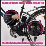 Bicicleta elétrica da cidade da bateria de lítio (LWEB-L2804)