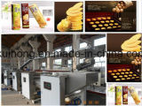 Kh Ce Aprovado Batata Chips Biscuit Making Plant