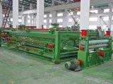 Bobina de aço de comprimento de corte automático da máquina de linha