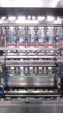 Хорошее качество продуктов питания линейного типа машины розлива для заливки масла
