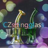 Populäres kleines Glasrohr-Glaswasser-Rohr für das Rauchen von Czs-S05