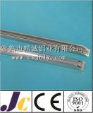 Profil 6061 T5 en aluminium avec le découpage (JC-P-10071)