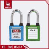 BdG06dp合鍵の白い安全パッドロック