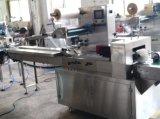 自動ぬれたペーパーティッシュの枕包装機械