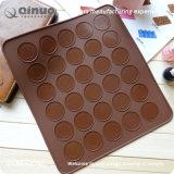 100% pur, moulage professionnel de biscuit de silicones de nourriture de qualité