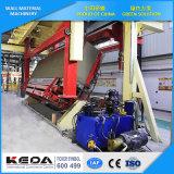 Parâmetros da planta de AAC, máquina do bloco de AAC
