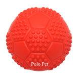 씹는 작은 공 개 훈련 애완 동물 장난감을 하기