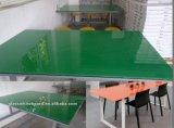 Tableau en verre magnétique de passage à sec d'un chiffon avec En71/72/73