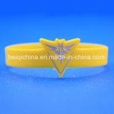 Il regalo Pokemon va regalo mistico del braccialetto del silicone di istinto di prodezza della squadra caldo