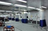 준비 페인트 부스를 위한 시스템을 치료하는 중단된 가로장 적외선 램프