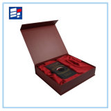 Магнитная коробка подарка бумаги закрытия для ювелирных изделий/корабля/одежды/одеяния