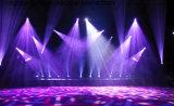 Этап эффект 90W Spot LED перемещение головки блока цилиндров для Disco DJ Gobo лампа Nj-L90