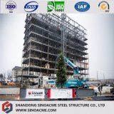 Qualitätskommerzielles helles Stahlrahmen-Fertigwohngebäude