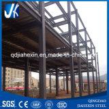 Piezas de acero del taller estructural/del almacén del marco de acero del espacio, materiales de construcción