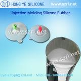 Gomma di silicone di plastica dello stampaggio ad iniezione per gli stampaggi ad iniezione dei capezzoli del bambino