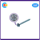 Self-Tapping 나사를 가진 DIN/ANSI/BS/JIS Carbon-Steel 또는 Stainless-Steel 4.8/8.8/10.9 직류 전기를 통한 배열된 육각형 소켓