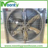 Sistema refrigerando de ventilação da estufa do exaustor das aves domésticas do exaustor