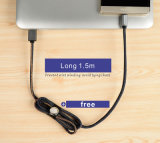 Микро- зарядный кабель джинсыов USB для Android телефона Samsung