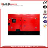 Kanpor 60kVA Puissance 48 kw insonorisées Doosan l'ensemble générateur électrique du moteur