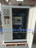 Pequeño generador del nitrógeno con los recipientes del reactor