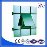 Profiel van het Aluminium van de Verdeling van het Comité/van het Bureau van de Muur van het aluminium het Binnenlandse