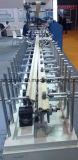 300m m cabina o máquina de la carpintería del perfil decorativo de la ventana que lamina