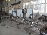 Het Bleekmiddel van de Schroef van het roestvrij staal/Fruit en het Plantaardige het Bleken Bleekmiddel van het Voedsel van de Machine/onophoudelijk het Voorverwarmen van Bleekmiddel