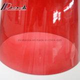 棒のための現代赤いガラス高品質のペンダント灯