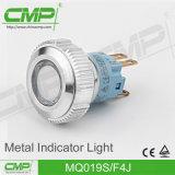 Luces de indicador del LED (de la luz de 19m m serie)