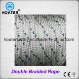 Corda trançada de poliéster trançado de 3 a 18 mm com preço de fábrica