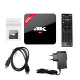 Venda por grosso Amlogic S912 H96 PRO Android Kodi 4K Caixa de TV