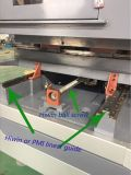 Cortadora del alambre del CNC con el mecanismo impulsor del motor servo